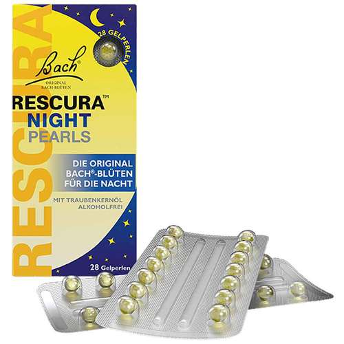 Bachblüten Original Rescura Night Pearls - 2