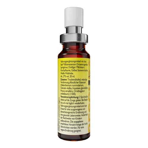 Bachblüten Original Rescura Spray mit Alkohol - 1
