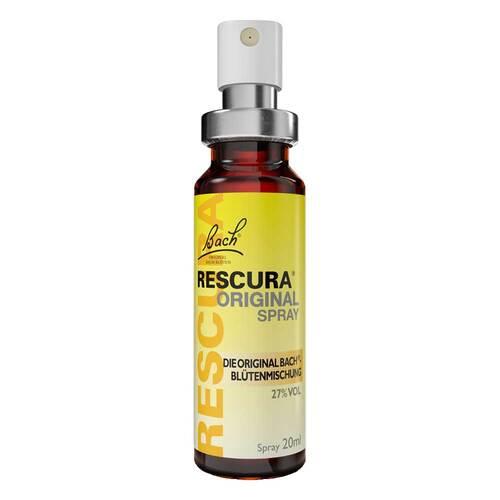 Bachblüten Original Rescura Spray mit Alkohol - 2