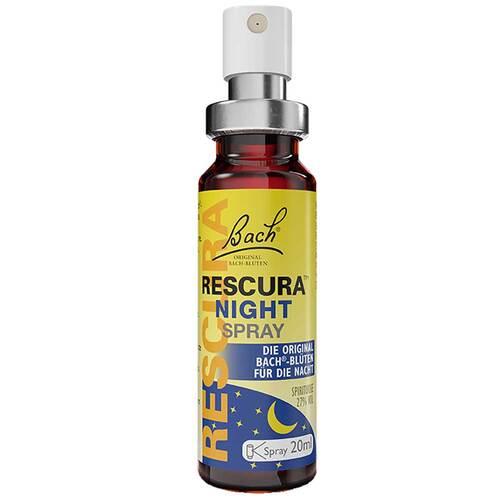 Bachblüten Original Rescura Night Spray mit Alkohol - 2