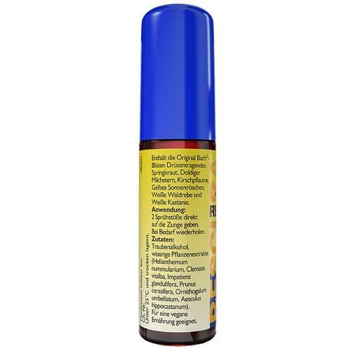 Bachblüten Original Rescura Night Spray mit Alkohol - 3