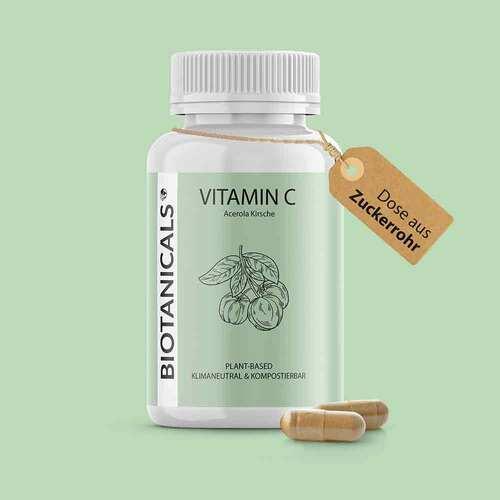 Biotanicals Vitamin C Kapseln - 2