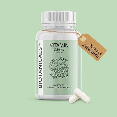 Biotanicals Vitamin D3 + K2 Kapseln - 2
