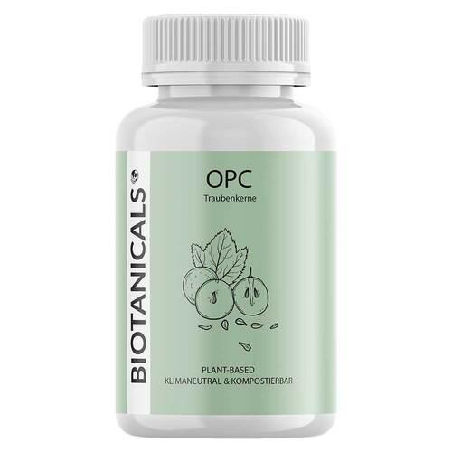 Biotanicals OPC Traubenkernextrakt Kapseln - 1