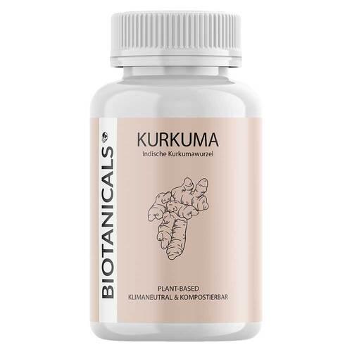 Biotanicals Kurkuma Kapseln - 1