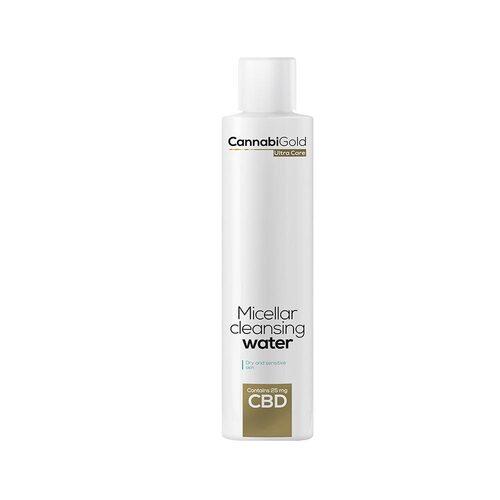 Cbd Mizellenwasser trockene + empfindliche Haut CannabiGold - 1