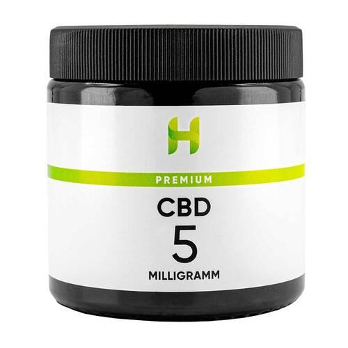 Hempamed Premium Cbd Kapseln mit 5 mg Cbd - 1