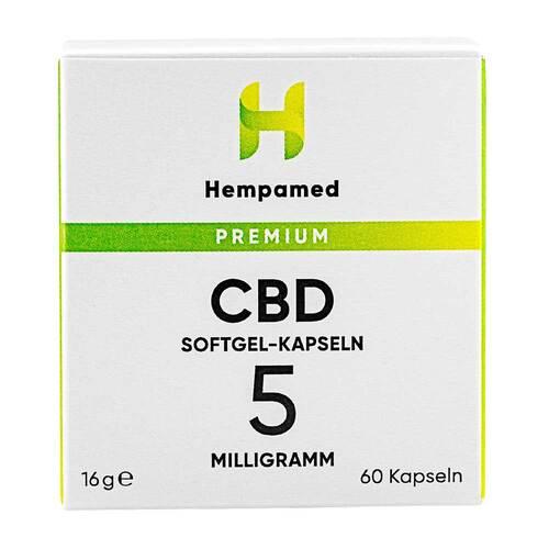 Hempamed Premium Cbd Kapseln mit 5 mg Cbd - 2