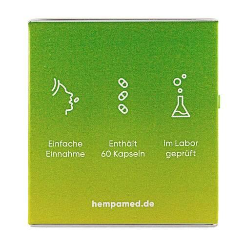 Hempamed Premium Cbd Kapseln mit 5 mg Cbd - 3
