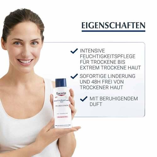 Eucerin Urearepair Plus Lotion 5% mit Duft - 2