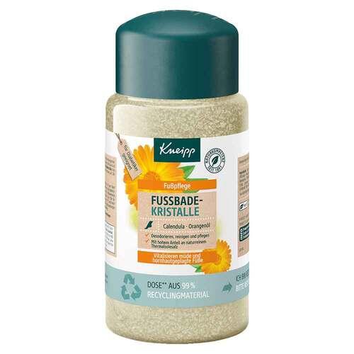 Kneipp Fußbadekristalle Calendula-Orangenöl - 1