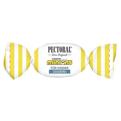 Pectoral für Kinder Minions Beutel - 3