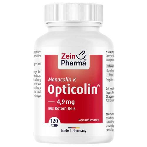 Monacolin K Opticolin 4,9 mg roter Reis Extrakt - 1