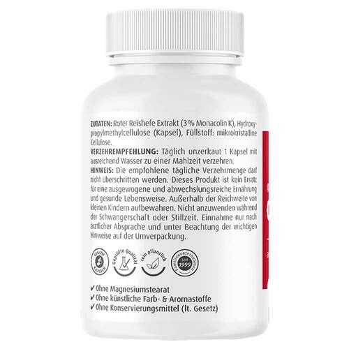 Monacolin K Opticolin 4,9 mg roter Reis Extrakt - 2