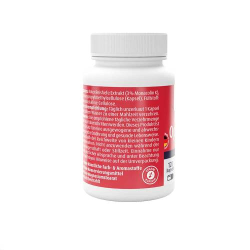 Monacolin K Opticolin 4,9 mg roter Reis Extrakt - 3