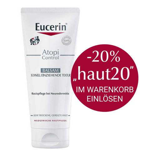 Eucerin Atopicontrol Balsam - 1