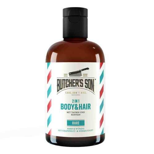 Butchers Son 2in1 Body & Hair Shampoo rare - 1