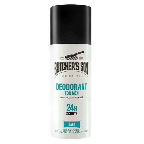 Butchers Son Deodorant Spray rare - 1