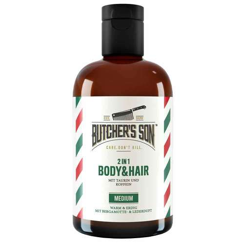 Butchers Son 2in1 Body & Hair Shampoo medium - 1