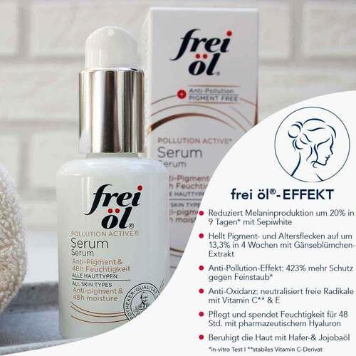 Frei Öl Pollution Active Serum - 2
