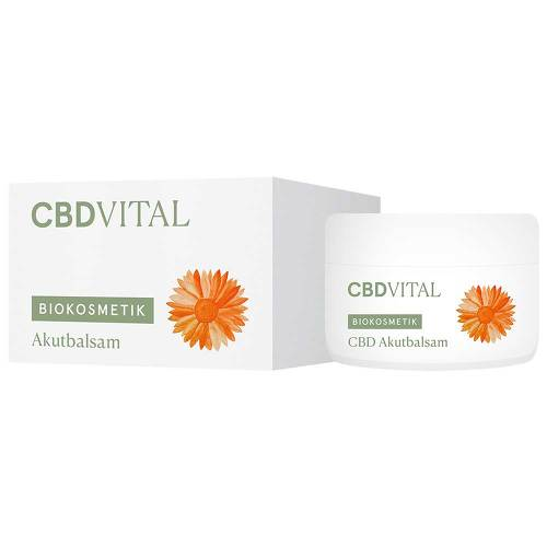 Cbd Vital Akutbalsam - 1