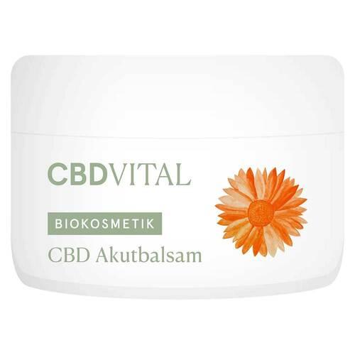 Cbd Vital Akutbalsam - 2