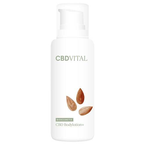 Cbd Vital Bodylotion plus - 1