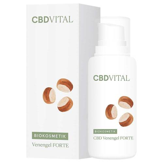 Cbd Vital Venengel Forte - 1