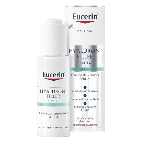 Eucerin Anti-Age Hyaluron-Filler porenverfeinerndes Serum - 1