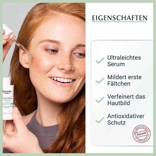 Eucerin Anti-Age Hyaluron-Filler porenverfeinerndes Serum - 2