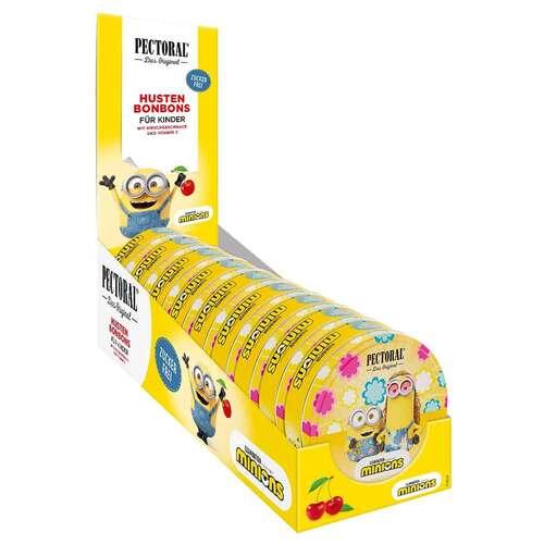 Pectoral für Kinder Minions Dose Flower Power - 2