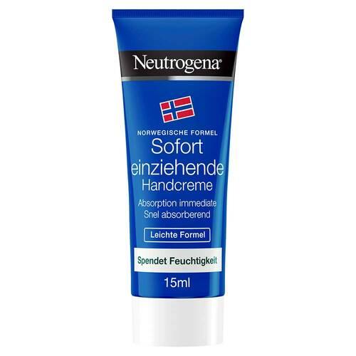 Neutrogena norweg.Formel sofort einzieh.Handcreme - 1
