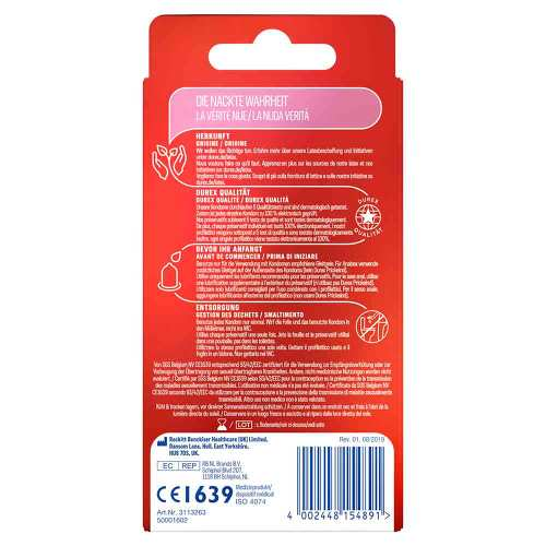 Durex Gefühlsecht classic Kondome - 2
