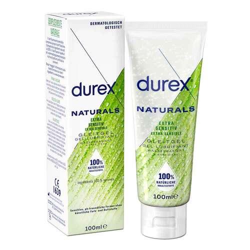 Durex naturals Gleitgel extra sensitive - 1