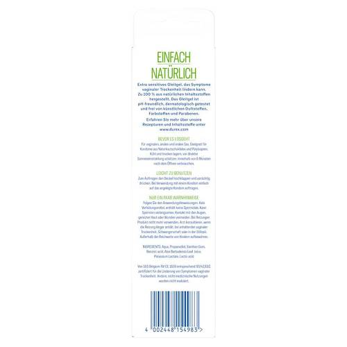 Durex naturals Gleitgel extra sensitive - 2