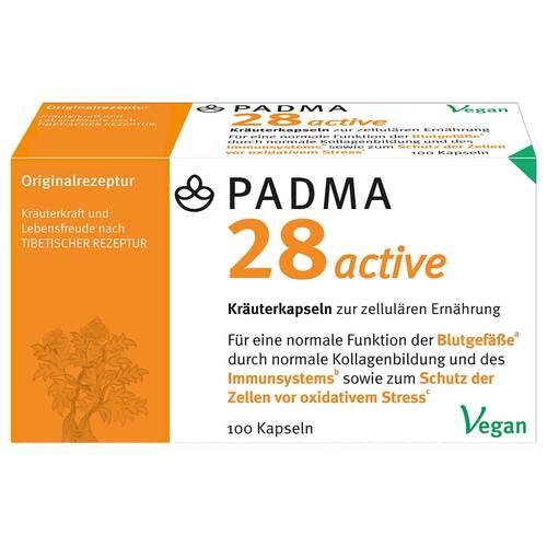 Padma 28 active Kapseln - 1