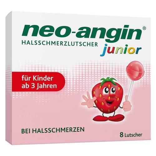 Neo-Angin junior Halsschmerzlutscher - 1