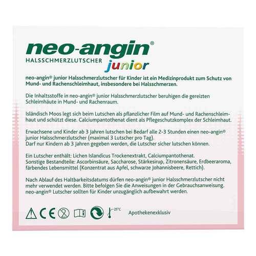 Neo-Angin junior Halsschmerzlutscher - 2