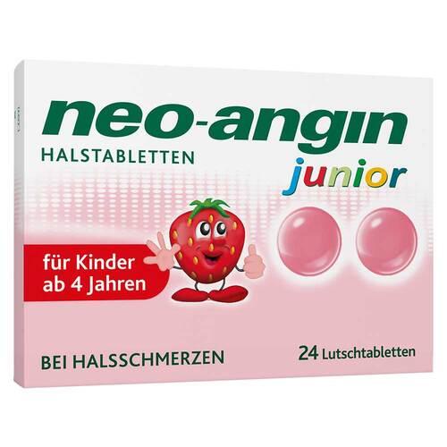 Neo-Angin junior Halstabletten - 1