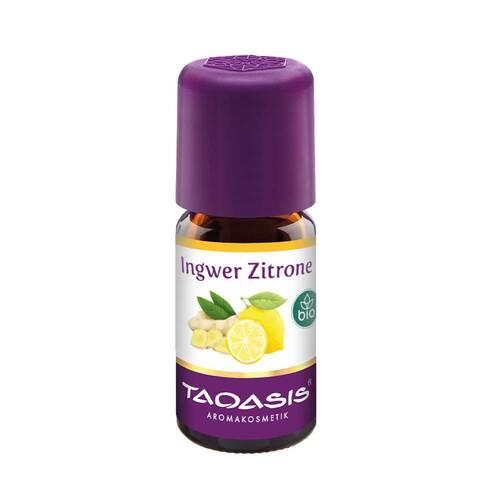 Ingwer Zitrone Bio ätherisches Öl - 1