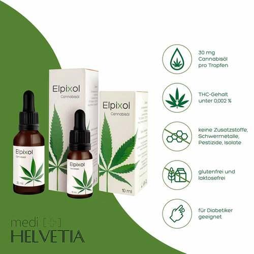 Cannabis Tropfen Elpixol - 2