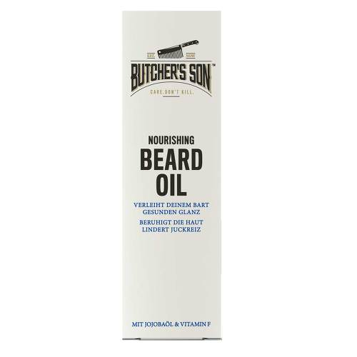 Butchers Son nourishing Beard Oil - 2