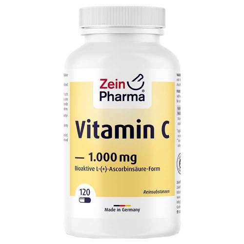 Vitamin C 1000 mg Zeinpharma Kapseln - 1
