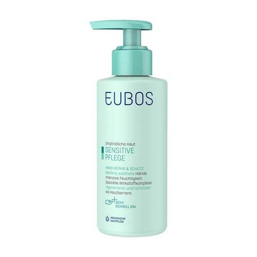 Eubos Sensitive Hand Repair & Schutz Creme Spender - 1