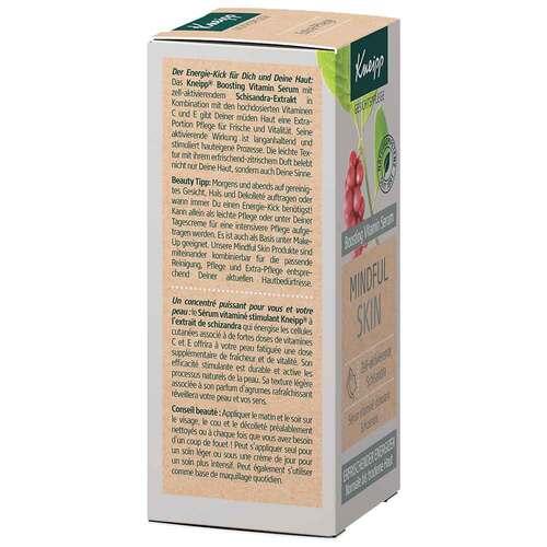 Kneipp Mindful Skin Boosting Vitamin Serum - 3