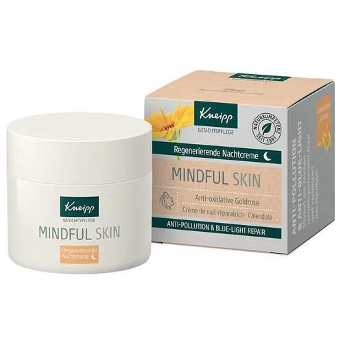 Kneipp Mindful Skin regenerierende Nachtcreme - 1