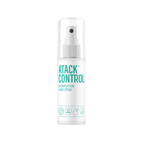 Atack Control Desinfektion Hand Spray - 1
