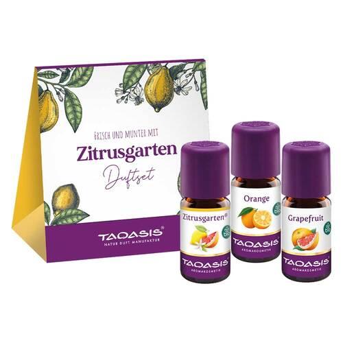 Zitrusgarten Bio Duftset - 1