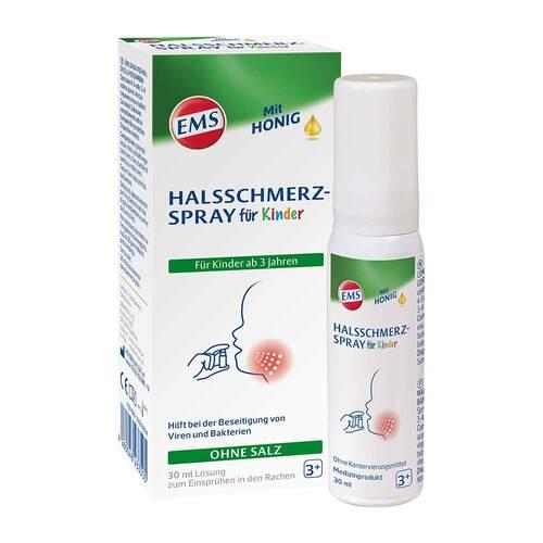 Emser Halsschmerz-Spray für Kinder - 1