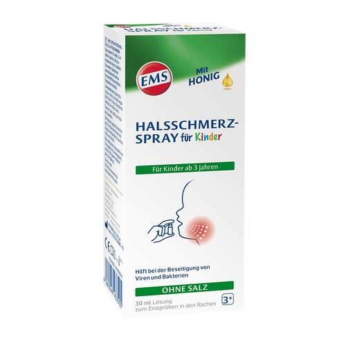 Emser Halsschmerz-Spray für Kinder - 2
